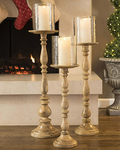Balsam hill clearance sale buyer s guide balsam hill for Alternative candle holders