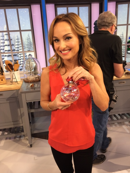 Chef, TV host and cookbook author Giada de Laurentiis