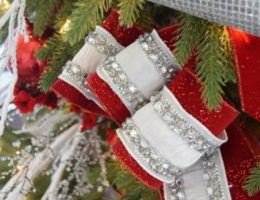 Balsam Hill Christmas Ribbons