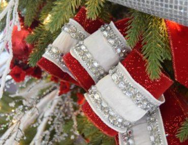 Balsam Hill Christmas Ribbons