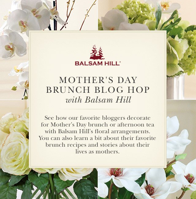 Mother's Day Brunch Blog Hop
