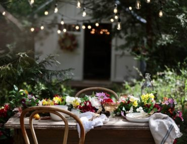 spring decorating ideas for outdoor entertaining
