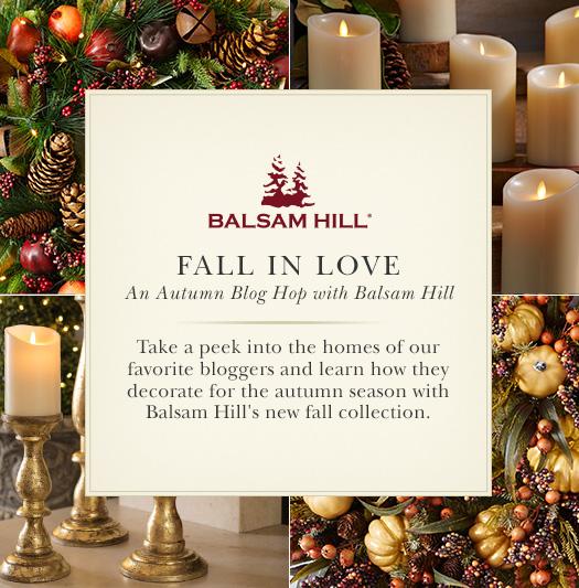 Balsam Hill Fall In Love Campaign