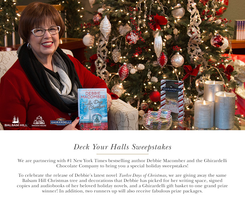 Deck Your Halls Sweepstakes