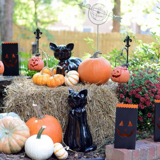 Bewitching Halloween Blog Hop - All Things Heart and Home