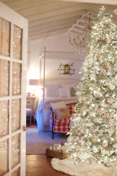 French Country Tree by Courtney of French Country Cottage