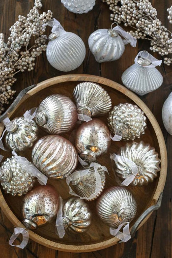 French Country Style Ornaments