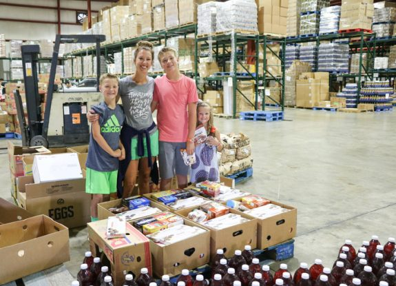What Does Second Harvest Food Bank Do