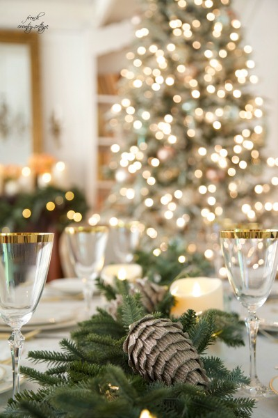 Balsam Hill S Guide To Elegant Christmas Tablescapes Balsam Hill