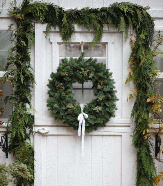 Christmas Wreath and Garland