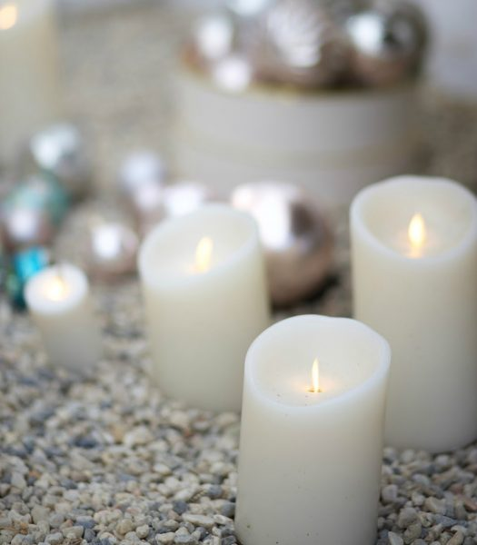 LED Wax Candles