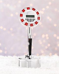 Mr. Christmas Karaoke Mic & Christmas Light Controller