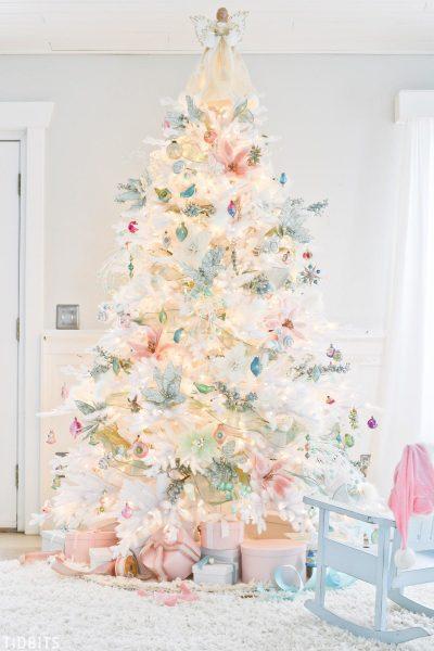 Cami's Breathtaking Denali White tree