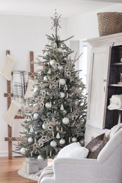 Liz's Elegant Sanibel Spruce