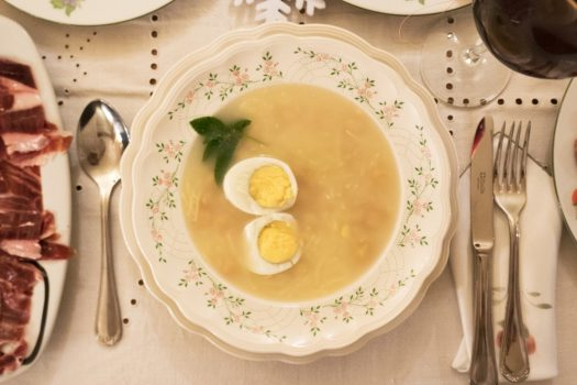 La Noche Buena wouldn't be complete without sumptuous soups or stews.