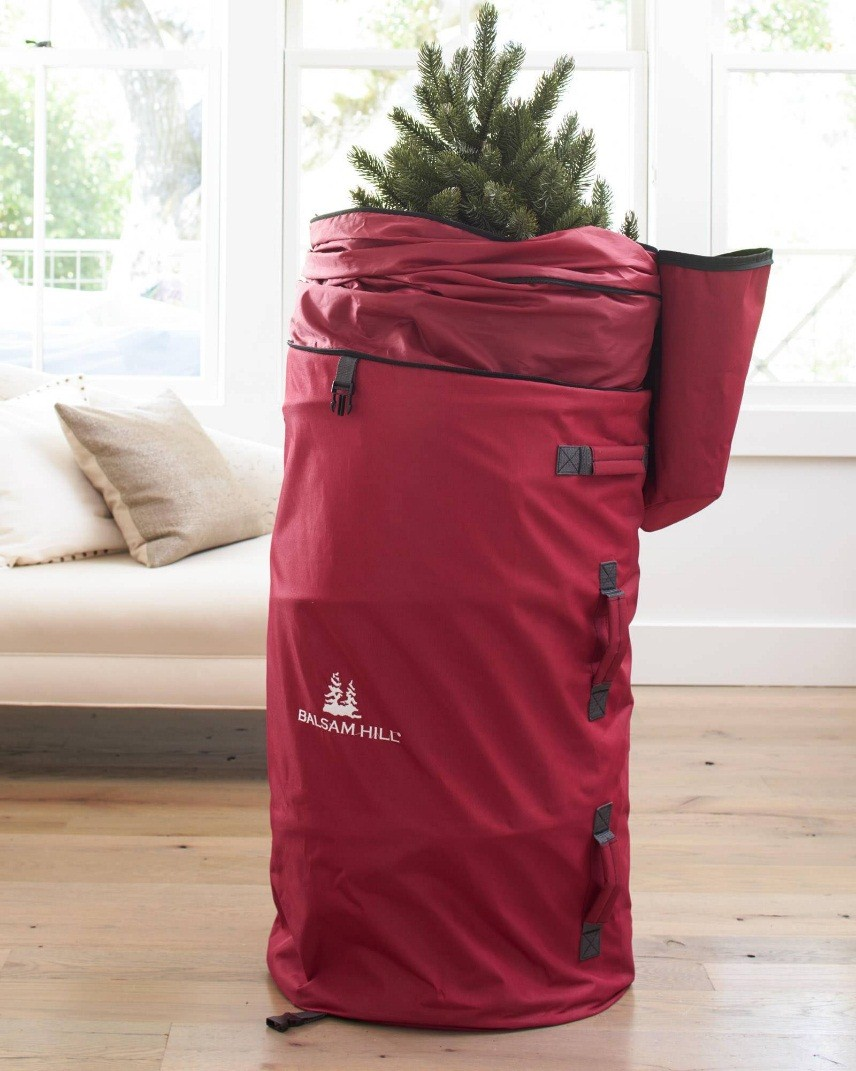 Expandable Topiary Storage Bag