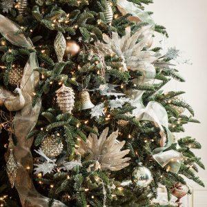 Winter Frost Ornament Set