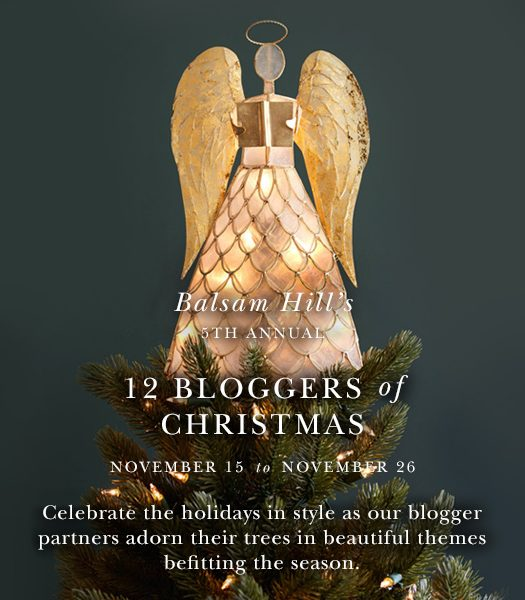 5th Annual 12 Bloggers of Christmas