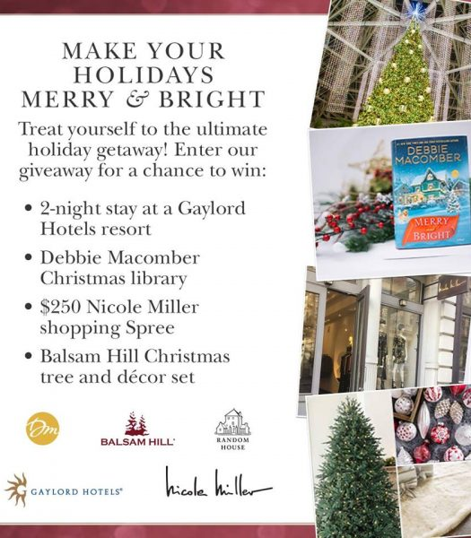Merry & Bright Sweepstakes