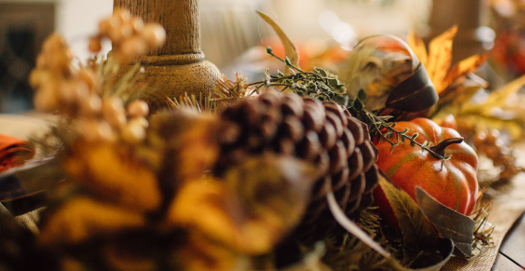 fall decor tablescape ideas