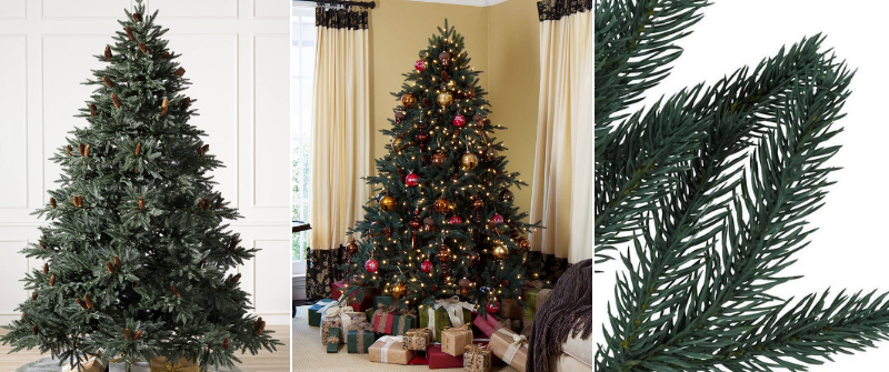 Top 6 Most Realistic Artificial Christmas Trees [VIDEO
