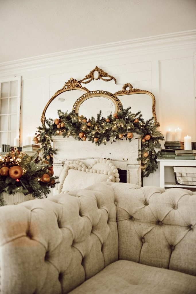 Decorate for fall and winter