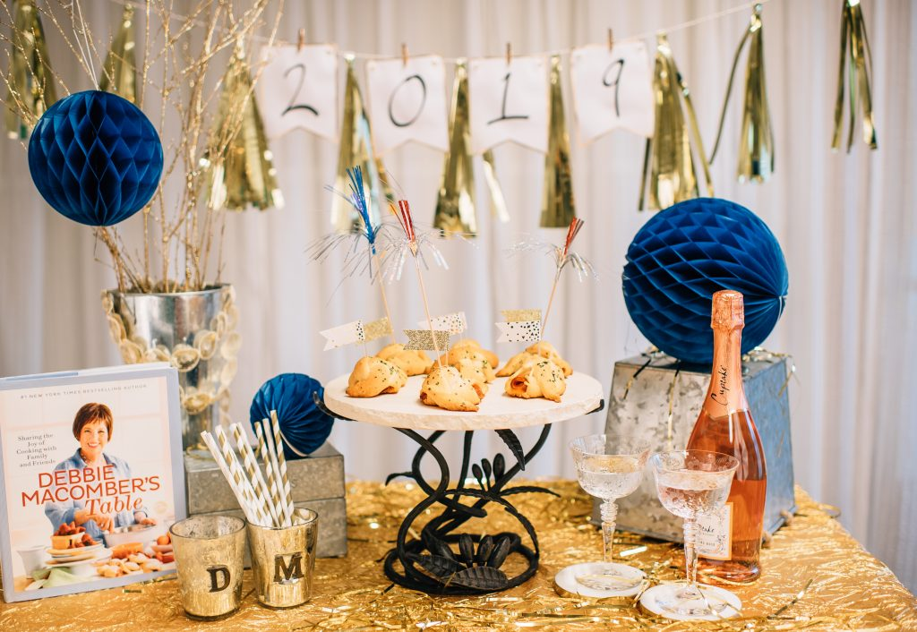 New Year's Eve Party Tips by Debbie Macomber