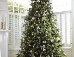 Balsam Hill Fraser Fir Artificial Christmas Tree