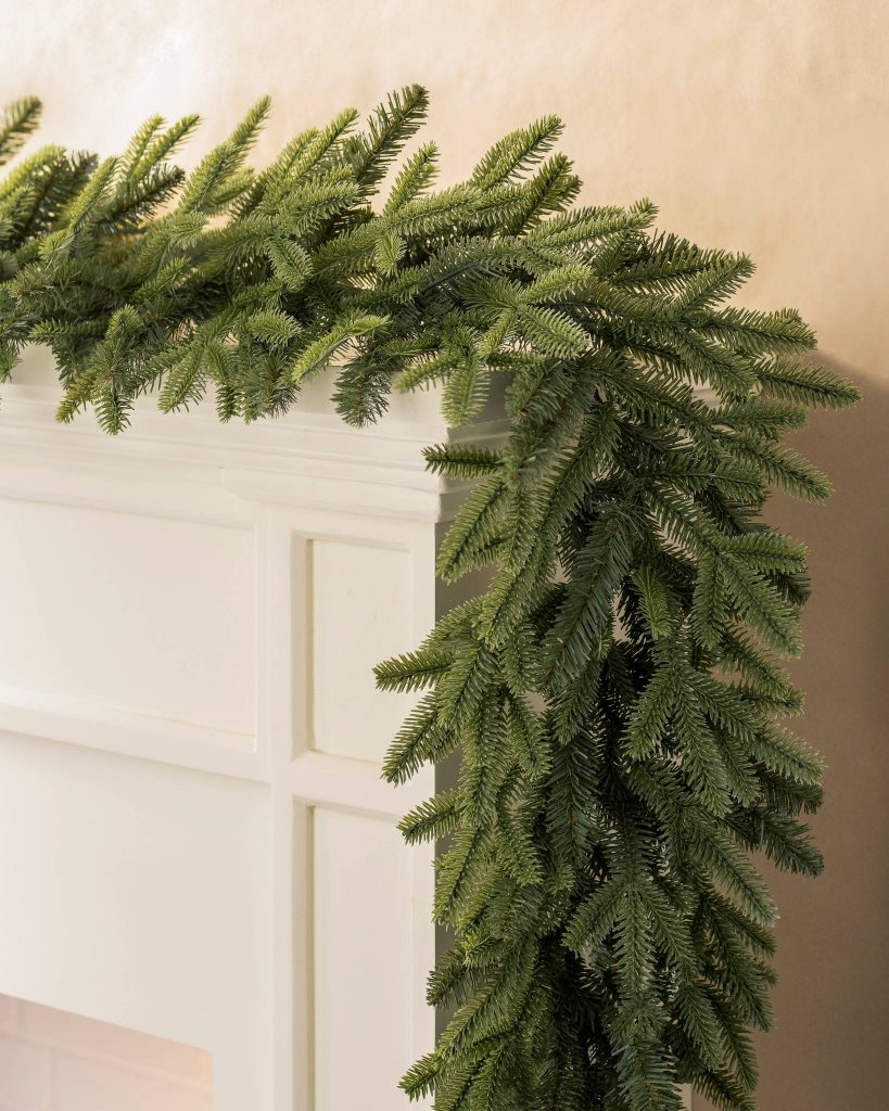Fraser Fir Artificial Garland
