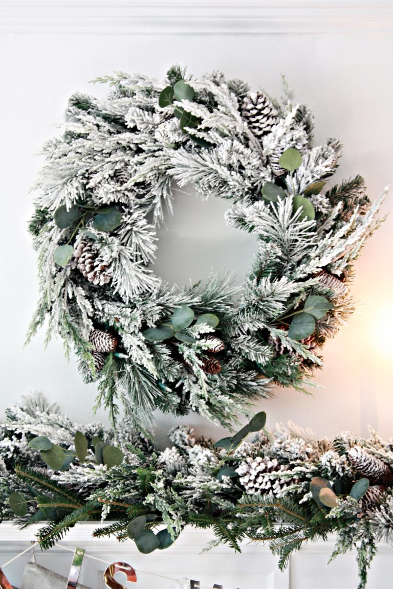 Holiday Organizing 101 Storing Wreaths And Garlands