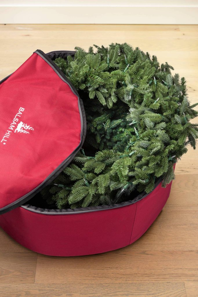 Wreath Storage Bag by Balsam Hill