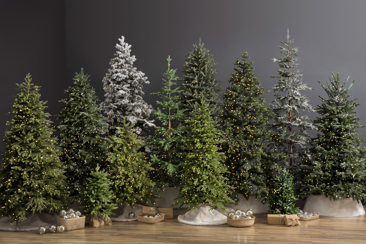 Pictures Of Christmas Trees.Guide To Choosing An Artificial Christmas Tree Balsam Hill