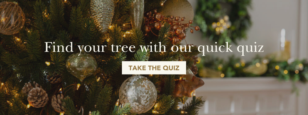 artificial Christmas tree quiz