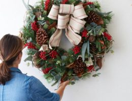 Farmhouse Foliage Wreath