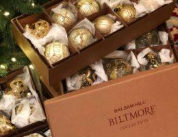 Balsam Hill Biltmore Ornament Set