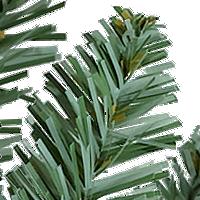 traditional pvc Christmas tree needles