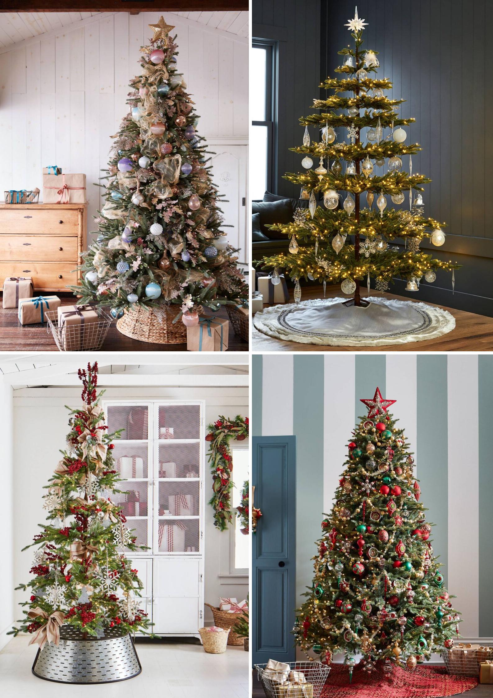 Christmas Tree Decorating Ideas