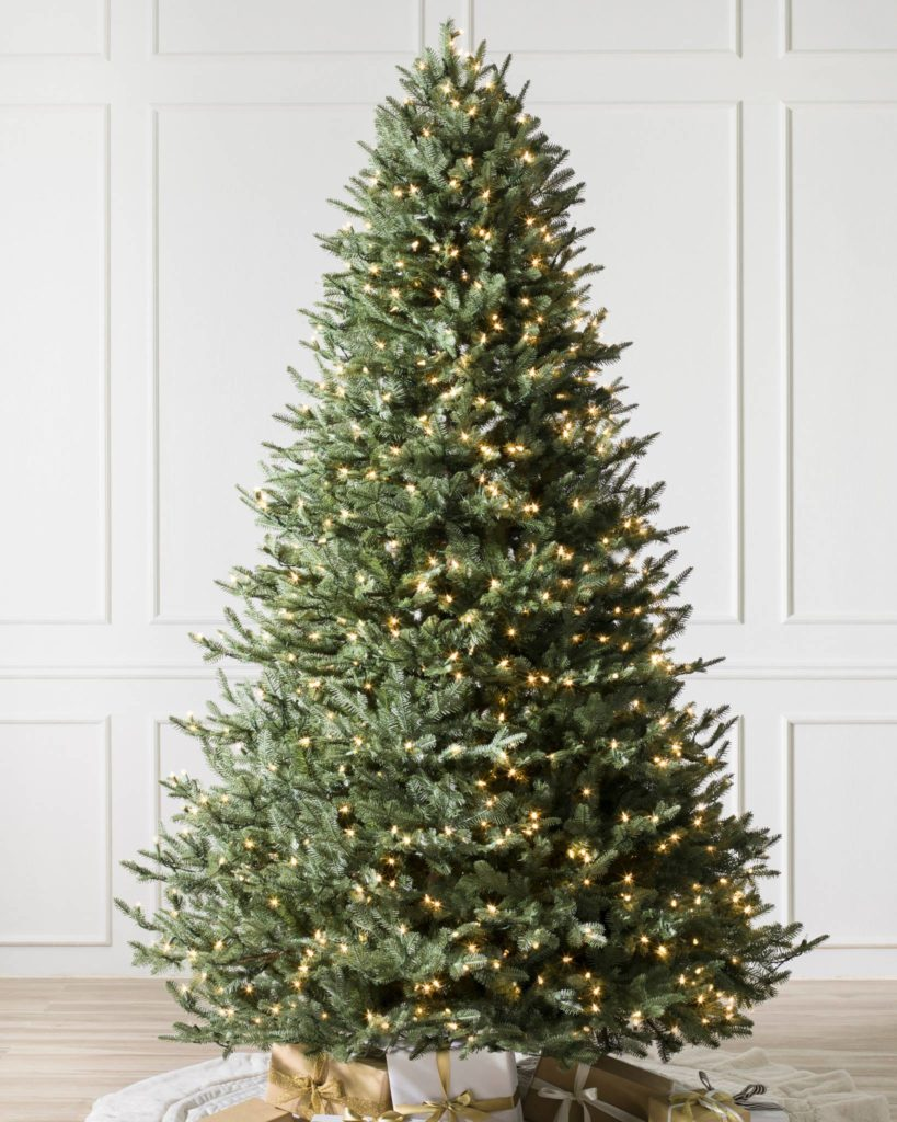 Balsam Hill BH Balsam Fir Full View Undecorated Black Friday Sale