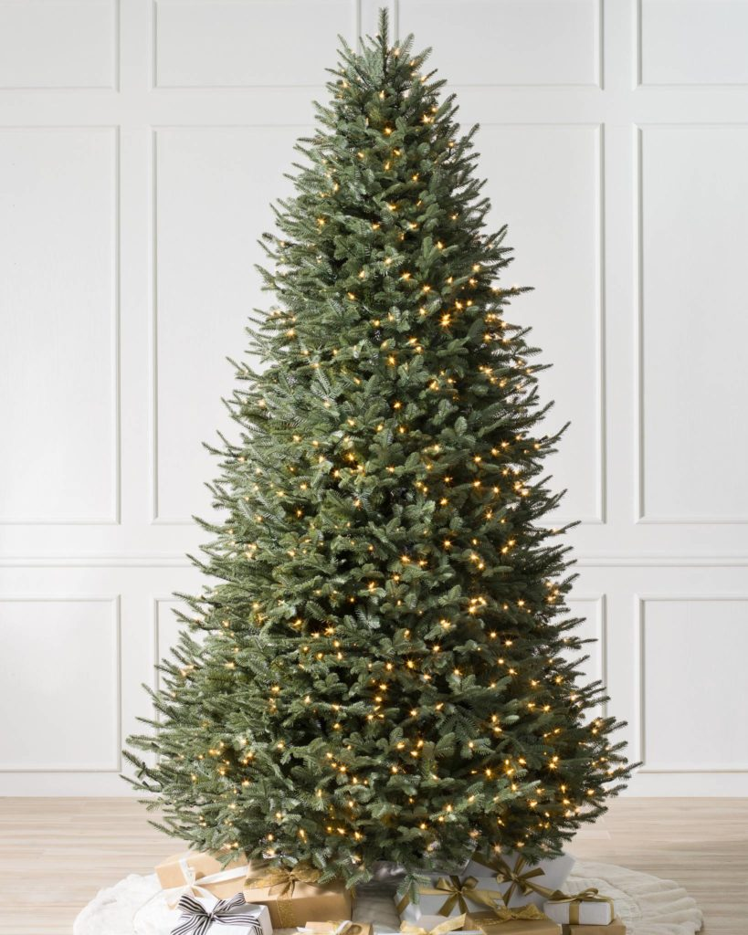 Balsam Hill BH Balsam Fir Narrow Tree Undecorated Black Friday Sale
