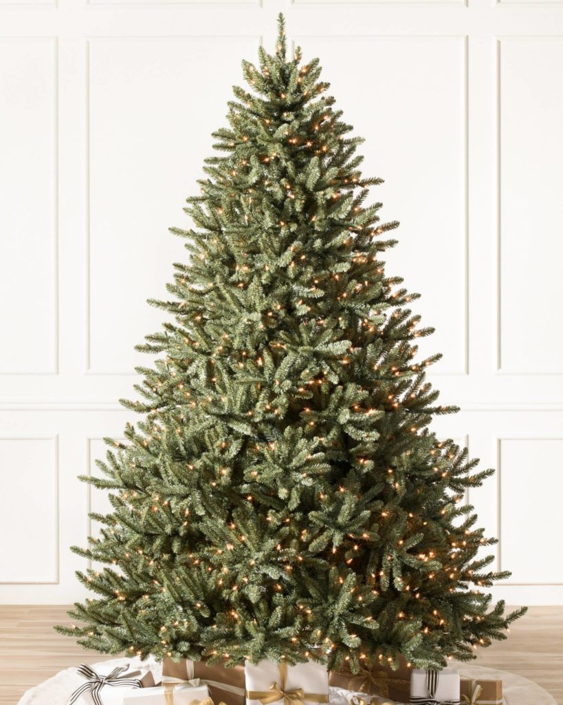 Balsam Hill Classic Blue Spruce Undecorated Black Friday Sale