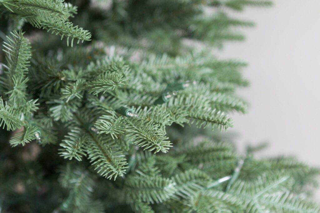Balsam Hill realistic foliage
