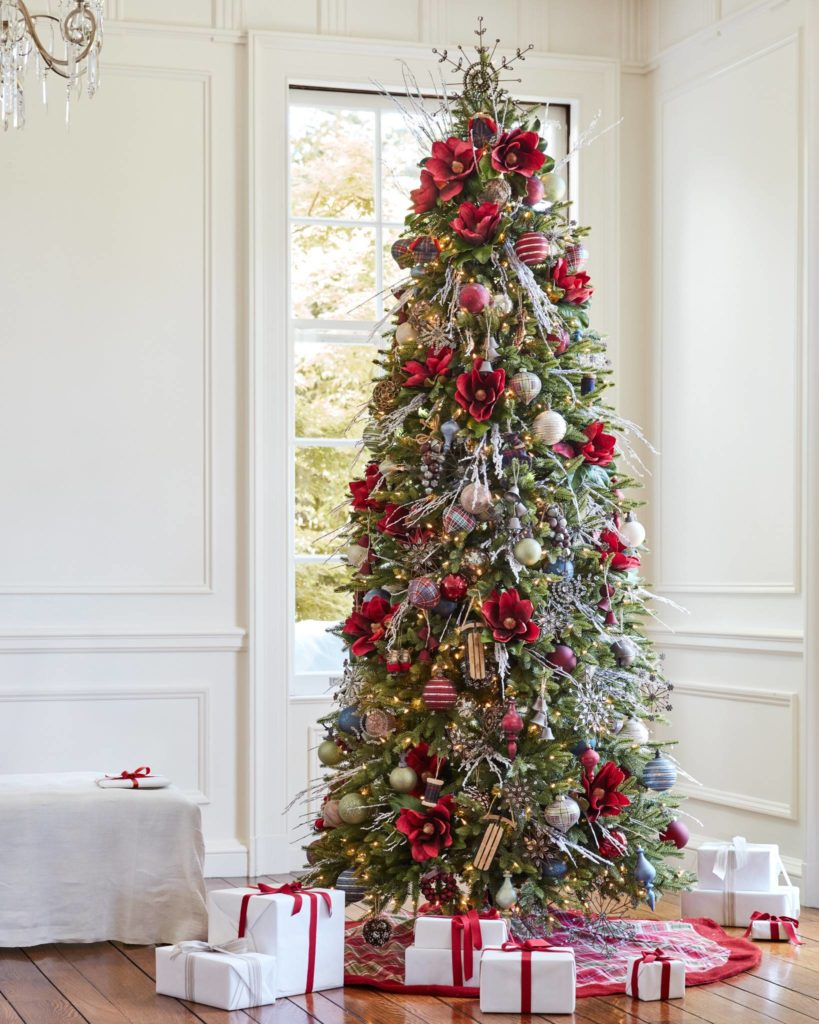 Balsam Hill Silverado Slim Christmas Tree Clearance