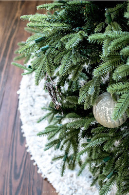 BH Fraser Fir artificial tree
