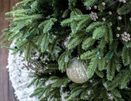 artificial christmas BH Balsam Fil tree