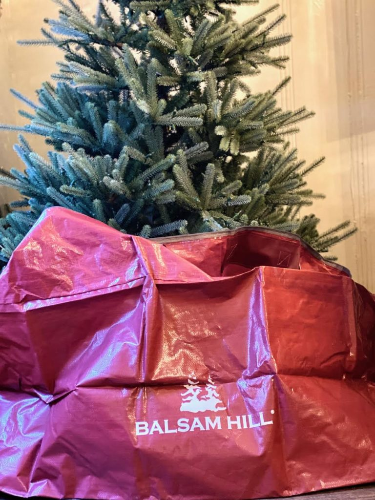 Balsam Hill Tree Storage Bag