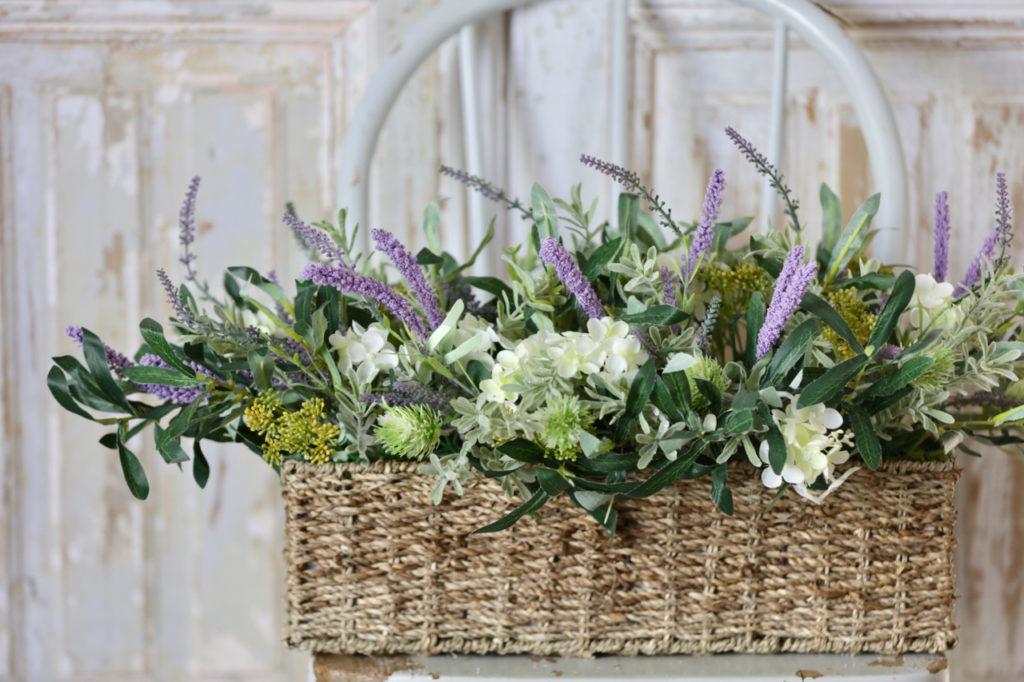 Balsam Hill French Market Floral Arrangement
