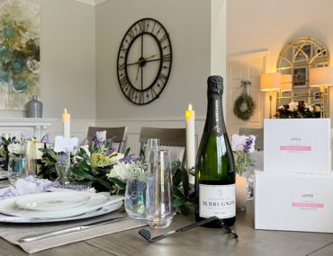 Mother's Day gift ideas from Balsam Hill, Lafco Candles, and Wine Access