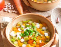 Balsam Provisions food delivery vegetable soup
