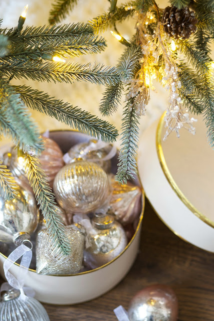 french country ornaments