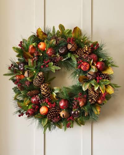 Balsam Hill Charlestown Wreath